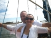 Our 'Titanic' moment, yachting off Carnarvon, WA