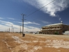 Marree Hotel.  There isn&amp;#039;t a lot to see at Marree, which marks the southern start of the Birdsville Track.