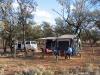 Belah campsite, Mungo National Park.