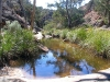 Waterhole on Homestead Creek, Mutawintji Ntl Pk