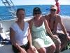 Nirbeeja with Kerrie & Andrew