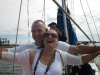 "Our ""Titanic moment"" on the yacht"