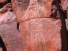 Petroglyph, Wanna Munna art site, near Newman