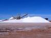 Salt anyone?  Rio Tinto saltworks, Port Hedland