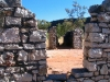 The ruins of Lillimilura Police Station near Windjana Gorge