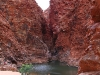 Waterhole at Redbank Gorge, West MacDonnell Ranges