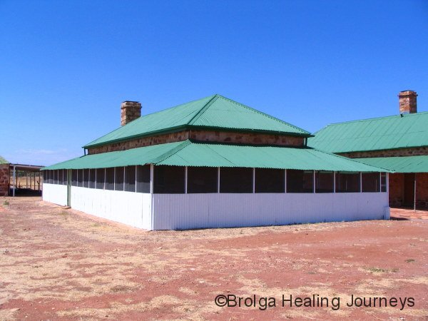 Old Telegraph Station, Tennant Creek