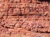 Pattern in sedimentary rock, Watarrka Ntl Pk