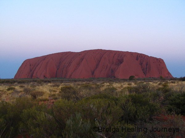 Some of the many moods of Uluru, from sunrise (top) to sunset
