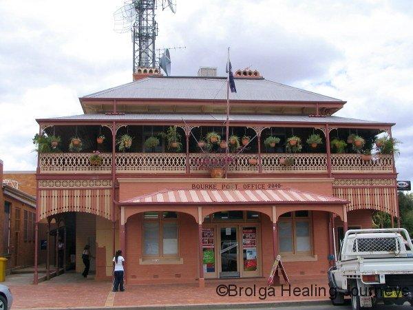 Bourke Post Office, NSW