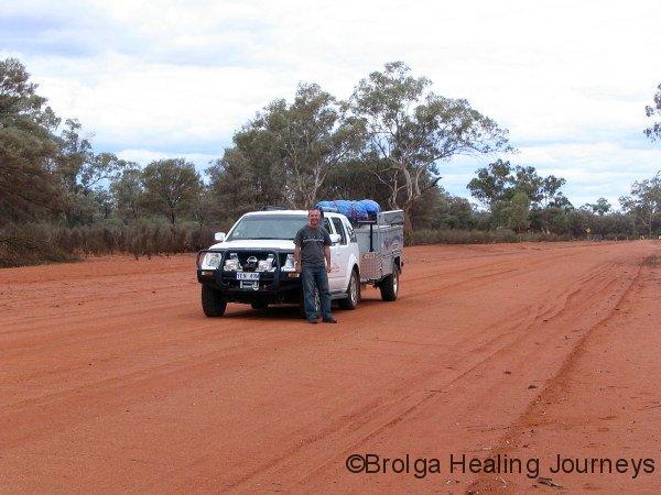 En route to Gundabook National Park, NSW