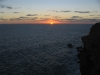 Sunset over the Great Australian Bight