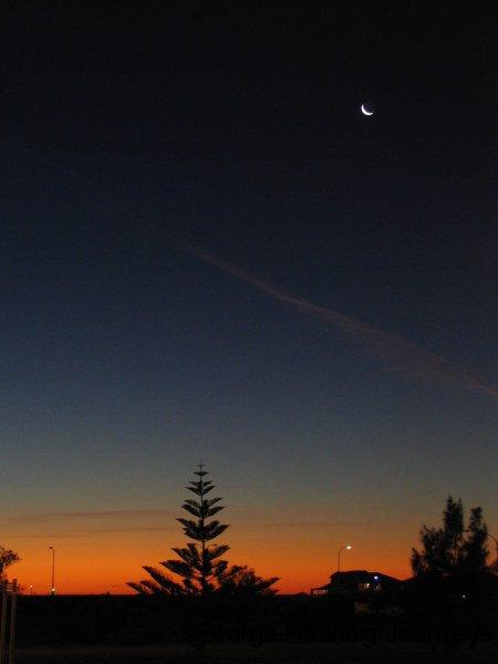 A Geraldton sunset