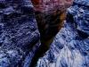 Gorge below Joffre Falls