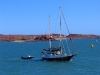 The Spinifex Spray – ready to take us around the Dampier Archipelago