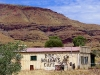 Part of the (almost) ghost-town of Wittenoom