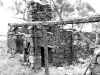 Old ruins on Buckaringa Sanctuary.  The structure was probably built in the late 1800s