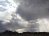 Rain over Wyacca Bluff
