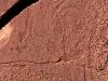 Emu track petroglyph, Mutawintji Ntl PK, NSW