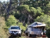Our campsite, Rocky River campground, Flinders Chase National Park, Kangaroo Island