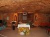One of Cobber Pedy's underground churches.