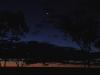 Afterglow, Woomera
