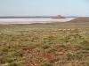 Island Lagoon beyond heath country, SA