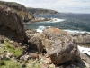 Rugged coastline near Admiral&amp;#039;s Arch, Flinders Chase National Park