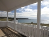View from the verandah of the Cape Willoughby Lighthouse visitor centre