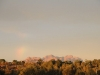 Sunrise glow on Kata Tjuta