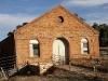 Old building in Melrose