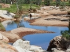 Tranquil pools, Todd River
