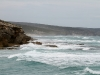 The Southern Ocean pounds against the shore of Maupertius Bay, Flinders Chase National Park
