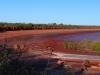 Roebuck Bay near Broome Bird Observatory