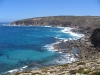 The Southern Ocean pounds against the Eyre Peninsula, SA.  Memory Cove Wilderness area