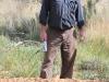 Regional Ecologist Dr Matt Hayward at Scotia