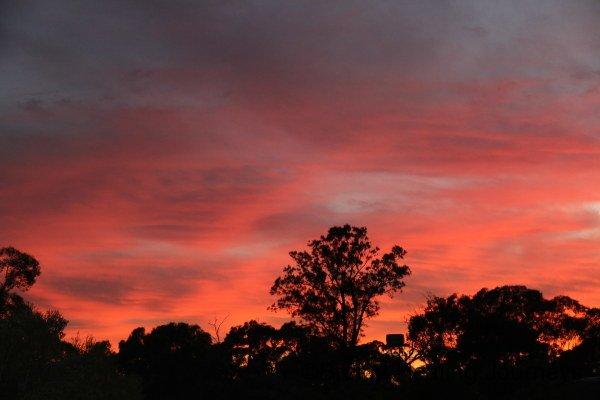 Another beautiful Scotia sunset.