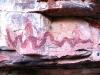 Rock art at Keep River Ntl Pk, NT