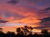 Brewarrina, outback NSW, sunset