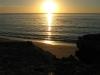 Cape Range Ntl Pk, WA - sunset over the Indian Ocean