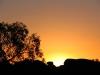 Devil's Marbles, NT sunset