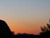 Kata Tjuta sunset, Uluru to left