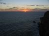 Nullarbor Plain - sunset over the Great Australian Bight