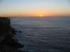Nullarbor Plain, sunrise over the Great Australian Bight