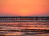Port Germein, SA, sunset