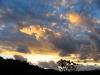 Crystal Brook, south west WA, sunset