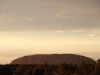 Uluru at dawn.