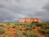 A rainbow at Uluru - a special sight indeed