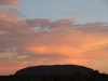 Another soft sunset over Uluru