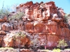 The magnificent Wandjina art site at Wunnumurru, Barnett River on Mt Elizabeth Station, the Kimberley